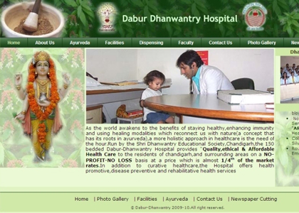 Dabur Dhanwantry Hospital