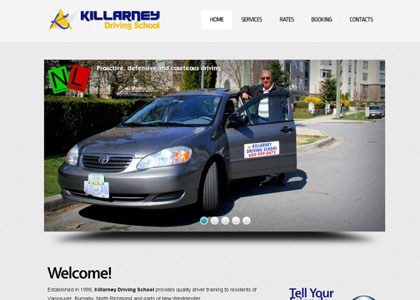 Killarney Driving School